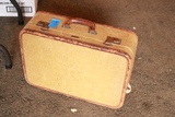 Oshkosh Vintage Suitcase