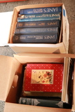 2 Boxes of Military Books & Assorted Books