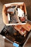 Antique Locks & Door Knobs