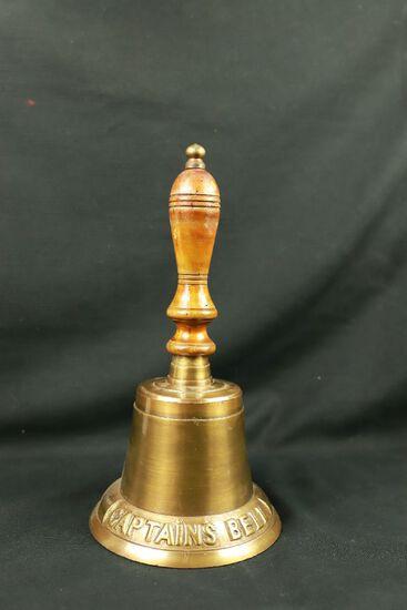 Brass Captains Bell
