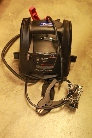 Instant Power Battery Charger Compressor Combo