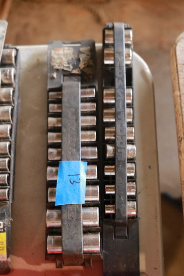 2 Craftsman Socket Sets