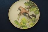 4 Limoges Animal Plates