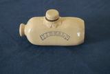 Pottery Warming Bottle