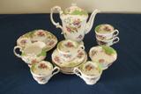 Paragon Porcelain Tea Set
