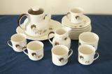 Royal Doulton Westwood Tea Set