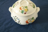 Port Meirion Pottery Covered Pot