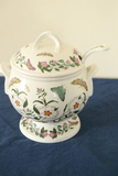 Port Meirion Punch Bowl With Ladle