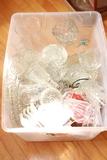 Box Of Misc. Glassware