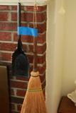 Coal Scoop & Broom