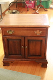 Cherry Night Stand Made By Statton
