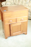 Victorian Lift Top Wash Stand