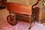 Cherry Tea Cart