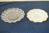 2 Egg Plates