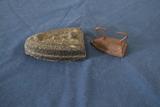 2 Antique Irons