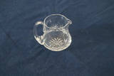 Signed Crystal Pitcher Made In Scotland
