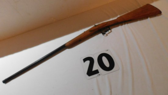 FLOBERT 22 PARLOR RIFLE