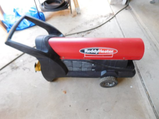 TURBO HEATER READDY HEATER PROFESSIONAL SERIES 170T USED ONLY A FEW TIMES