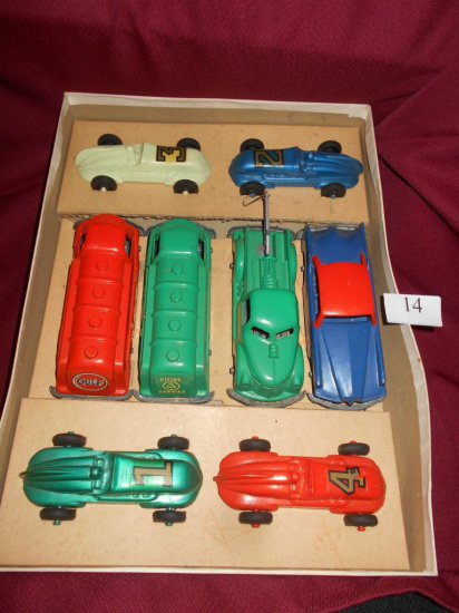 TOY AUTOMOTIVE FLEET CARS