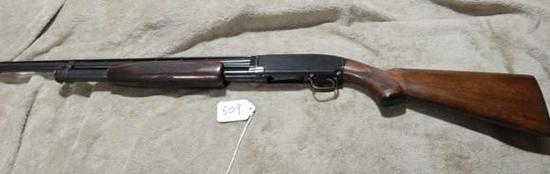 WINCHESTER MODEL 12, 28 GA, VENT RIB WITH CUTTS