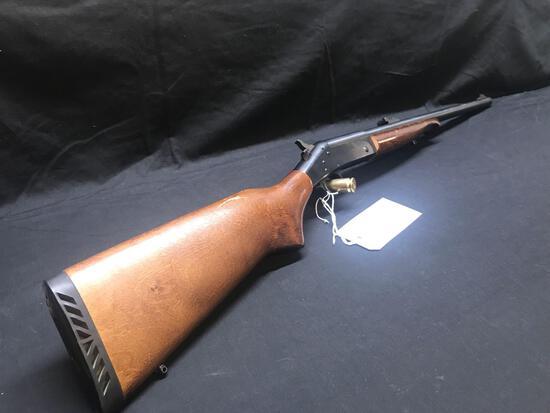NEW ENGLAND ARMS HANDI-RIFLE, 45-70 CAL,