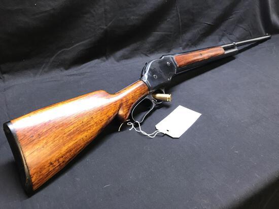 "WINCHESTER MOD 1901, 10 GA, 32"" BARREL, LEVER ACTION, MADE 1906. SN-66816"