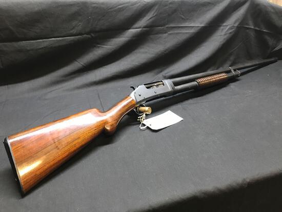 WINCHESTER MODEL 1897, 12 GA PUMP, SN-E726766