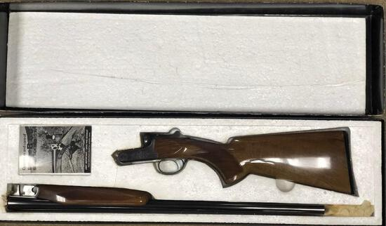 BROWNING BSS, 12 GA, SIDE BY SIDE, IN BOX. SN-