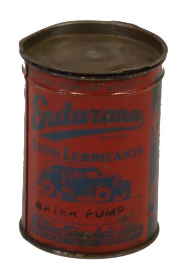 Western Auto Endurance Pound Grease Can