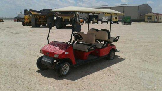 2007 Fairplay Golf Cart | ... Auctions Online | Proxibid on golf push carts, golf carts like trucks, ezgo cart models,