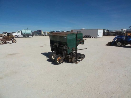 Marliss 6 6Ft Seed Drill Farm Machinery Implements