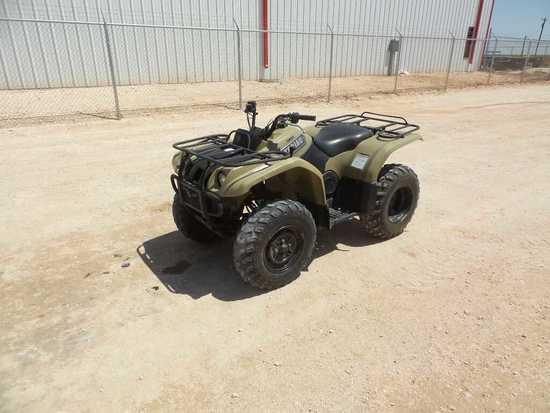 *2003 Yamaha Kodiak ATV