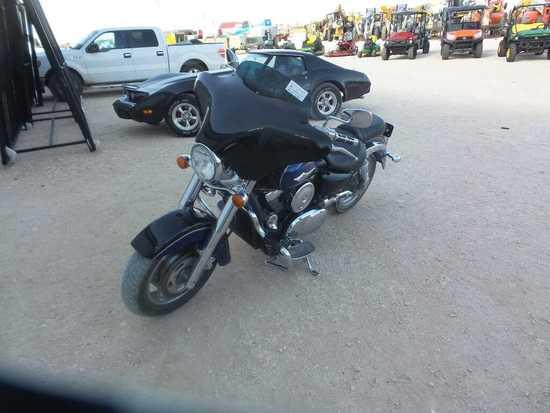*2008 Vulcan V Classic 1700 Cruiser Motorcycle