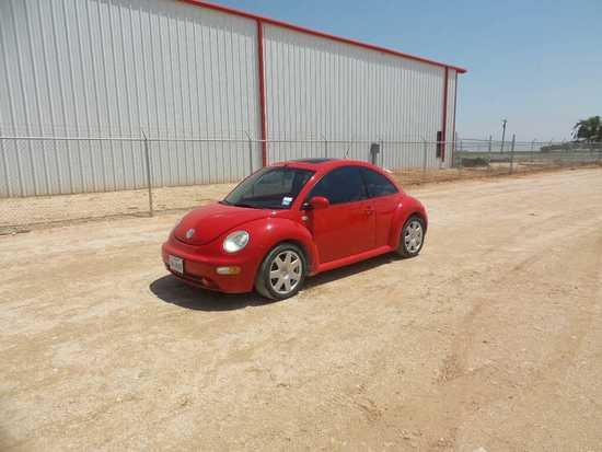*2002 Volkswagen Beetle
