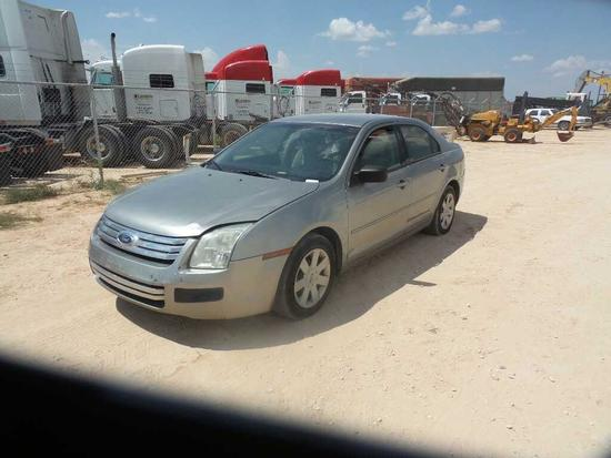 *2008 Ford Fusion
