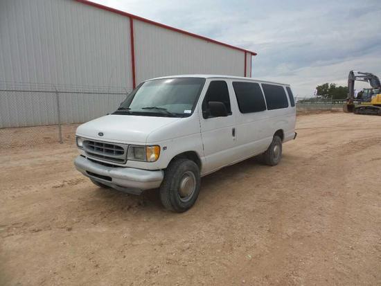 *1999 Ford E-350 Passenger Van