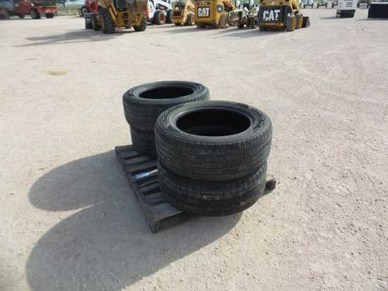 (4) Hankook Tires