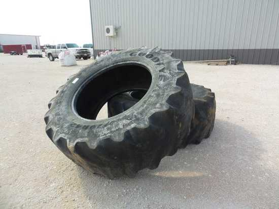 (2) Good Year Tires