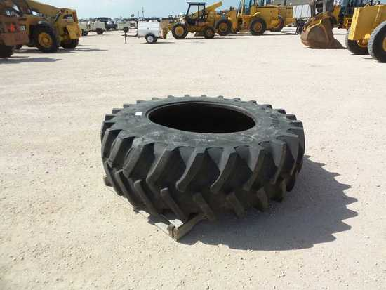 (1) Tractor Tire