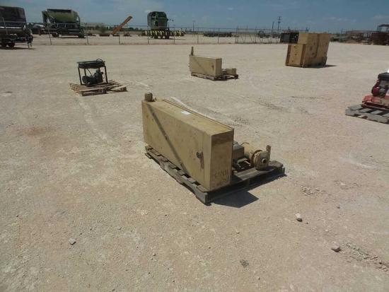 Junction Box, Centrifugal Pump