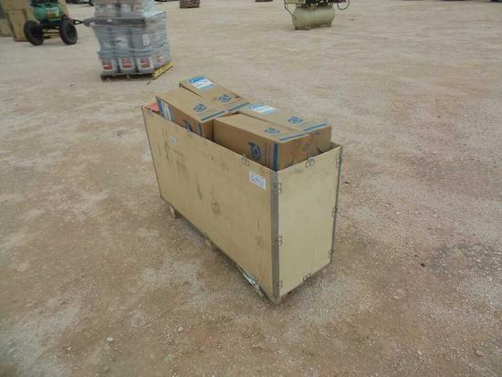 Pallet of Assorted Oil and Air Filters