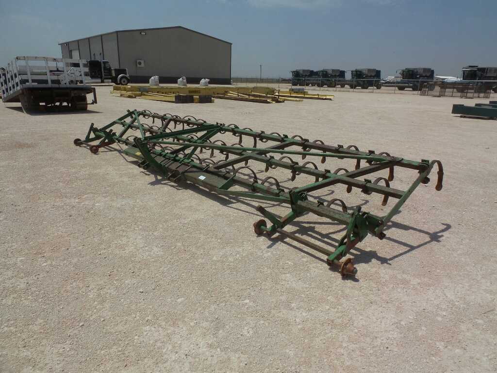 Three Point Hitch Spring Tooth Cultivator