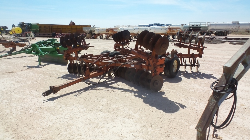 Bush Hog Disc Plow