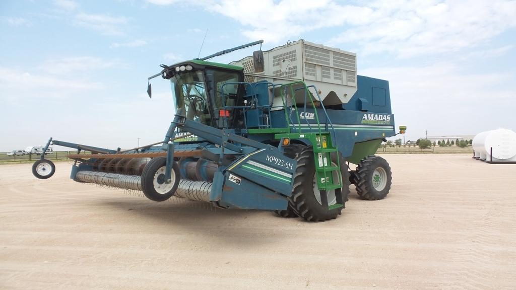 2012 Amadas 9970 Peanut Combine