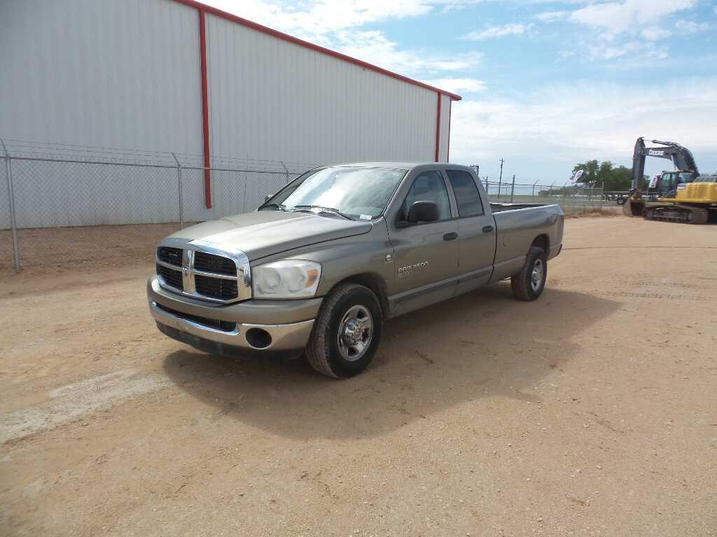 *2006 Dodge Ram 2500 Lone Star Edition Pickup