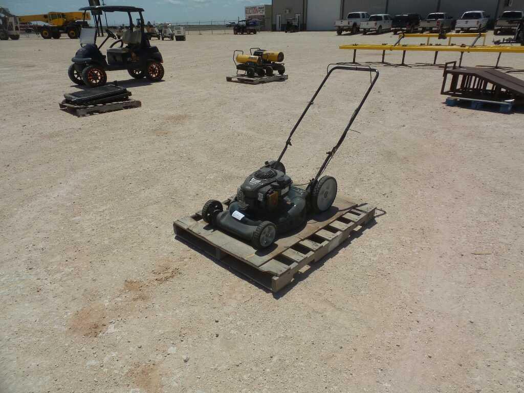 Briggs & Stratton Push Mower