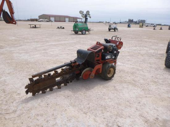 2011 Ditch Witch RT24 Walk Behind Trencher | Heavy