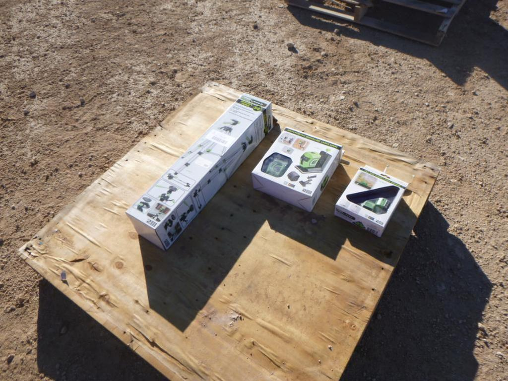 Odessa TX March Equipment Auction