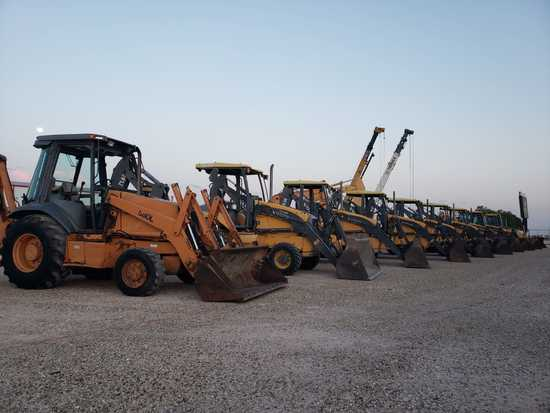 Day 1 May 2019 Equipment Auction