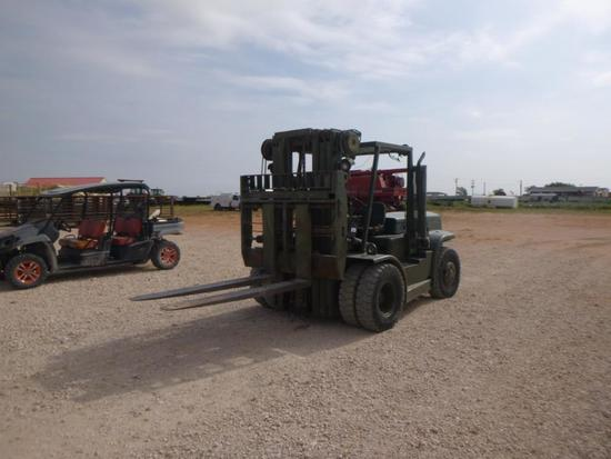 Hyster Forklift   Heavy Construction Equipment   Auctions